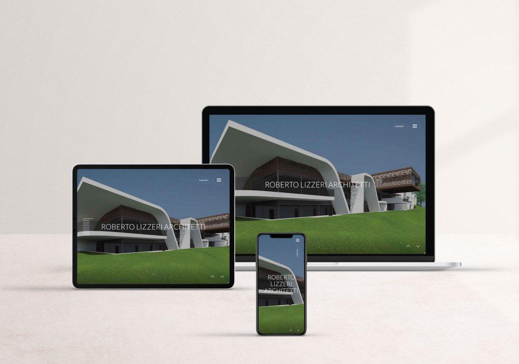 siti web architettura