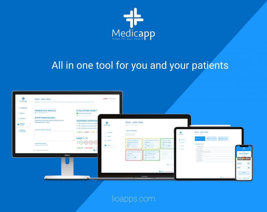 Applicazione-MEDICAPP